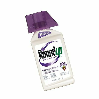 Roundup Weed and Grass Killer Super Concentrate, 35.2-Ounce
