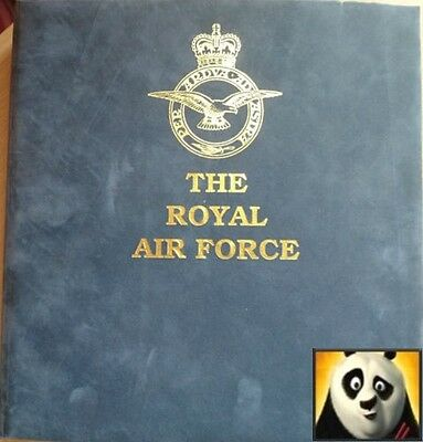 Three Special Signed RAF Series Collection RAFA, RD & JSF First Day Covers FDC