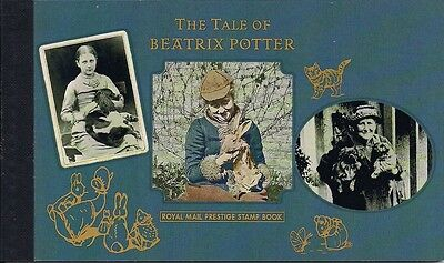 2016 Gb Royal Mail Prestige Stamp Booklet Sg Dy19 The Tale Of Beatrix Potter Mnh