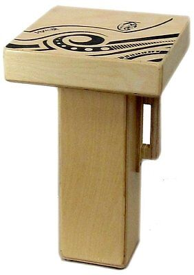 Katho Percussion KT38 48cm Wooden Conga Drum - Natural