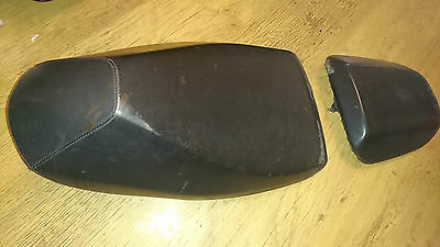 Cpi Gtr 50 2005 Seats Front Rear Riders Passengers Seat Saddle Seat Cover Base U