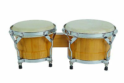 Goldon 38050 Professional Tunable Bongo Drums
