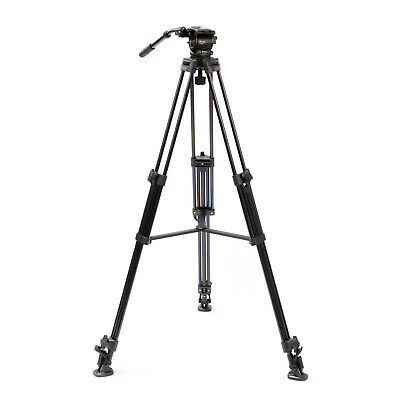 Fancier FC-270A Professional 1.8m Tripod with Fluid Head for Video Camera DSLR