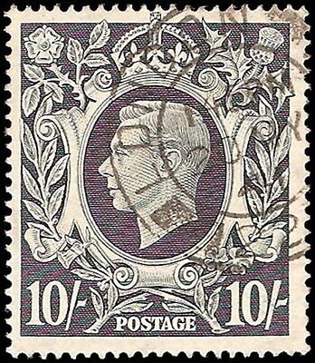 Great Britain #251 Used