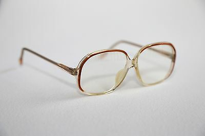 ZEISS Vintage Authentic German Glasses - frames can be used for prescriptions!