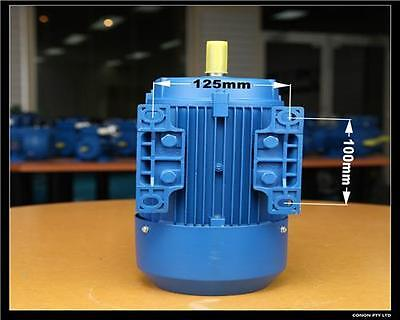 0.55kw 0.75HP 1400rpm shaft 19mm cement mixer Electric motor single-phase 240v