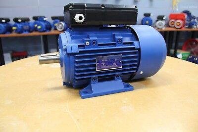 3kw 4HP 1400rpm shaft 28mm Electric motor single-phase 240v car hoists cement