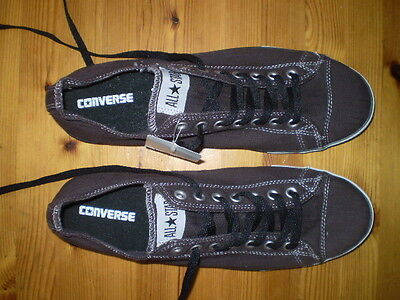 Converse All Star Dark Brown Training Shoes Mens Size Us 13 New