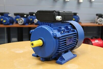 4kw 5.5HP 1400rpm shaft 28mm Electric motor one-phase 240v cement mixer hoists