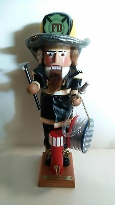 2002 Steinbach Signed Nutcracker - Limited edition 911 tribute #746