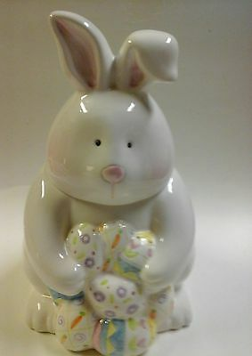 Bunny Cookie Jar Cannister
