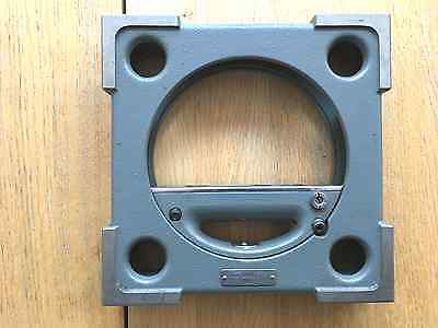 """Used HILGER & WATTS 8""""x 8"""" Square block level"""