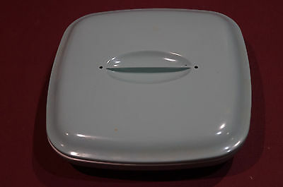 Vintage Ansett - Ana - Melmac Food Container With Lid