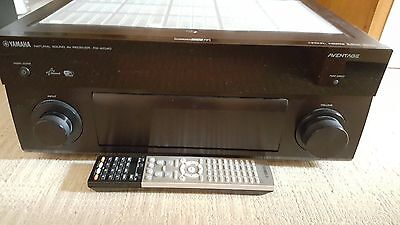 Yamaha RX-A1040 7 Channel 165 Watt Receiver - Excellent Condition - Boxed!