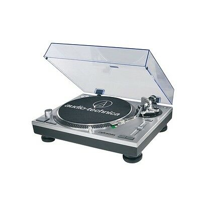 Audio Technica AT-LP120 USB PC Direct Drive Turntable DJ Hi-Fi Player Deck