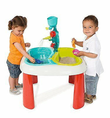 Smoby Sand & Water Table, Water Tables, Sand Pits, Garden Toys