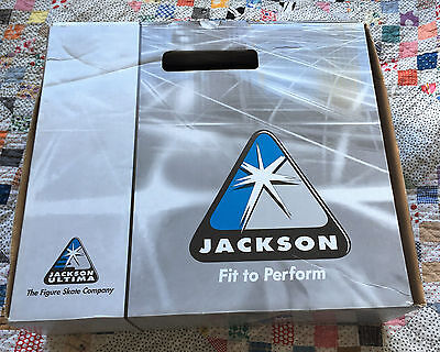 Jackson Mystique Mens Figure Skates UK 10.5 / EU 45 Brand New