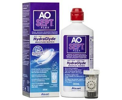 AOSept Plus with Hydraglyde by Alcon