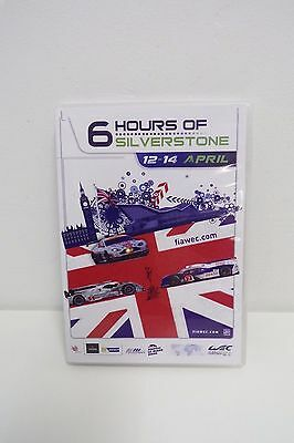 6 HOURS of SILVERSTONE 2013 WEC DVD