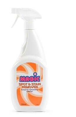 Magic Spot + Stain Remover - 750ml