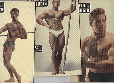 Bodybuilding Health And Strength1952   3   Copies