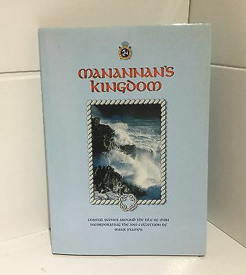 (T29) Isle of Man Post Bureau Limited Edition 'Mannnans Kingdom' Book and Stamps