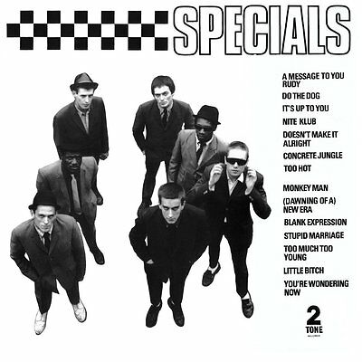 The Specials - The Specials (First Album) - 180gram Vinyl LP *NEW & SEALED*