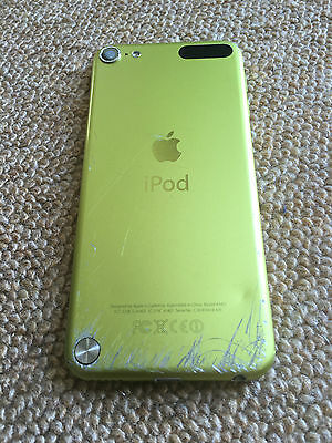 Apple Ipod Touch -- 32GB -- 5th Generation -- Yellow - UK Seller - #1