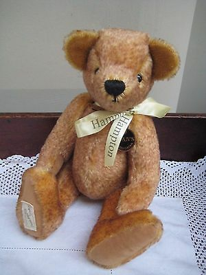 "Dean's Rag Book Collector's Ltd Ed. 'Hampton' 11"" Teddy Bear With Certificate"