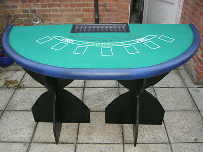 FUN CASINO - Black Jack Table and Croupier for Hire - Blackjack Dealer