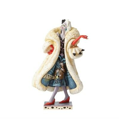 Disney Traditions Cruella De Vil Figurine by Jim Shore, New in Box, 4055440