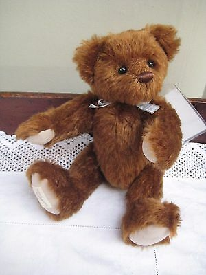 "Dean's Rag Book Collector's Ltd Ed. 'Harris' 10"" Teddy Bear With Certificate"