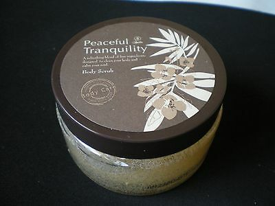 Brand New & Sealed 'Amelie Peaceful & Tranquility' Pampering Body Scrub