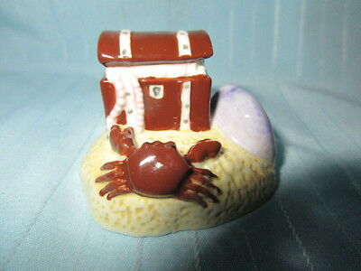 Wade Whimsie Crab On The Sand Rare Perfect