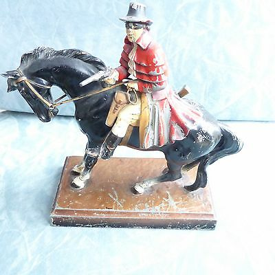 Antique Dick Turpin Table Lighter