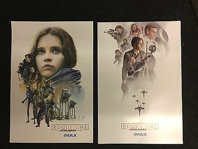 Star Wars Rogue One A3 Posters