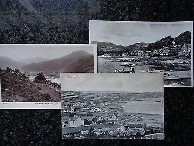 7 Early Postcards of Isle Of Arran