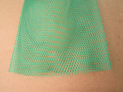 "Flexible Polyethylene Plastic Protective Netting For 10"" - 12"" Objects"