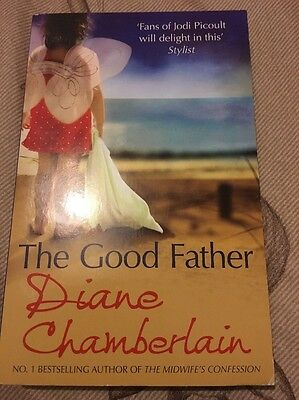 The Good Father By Diane Chamberlain Paperback Book