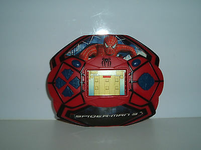 Spider Man 3 Rare Escape the Sandman Electronic Hand Held LCD Game marvel comics
