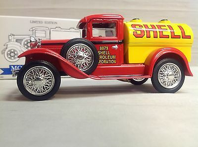 "Shell  Ford Model ""a"" Tanker  Limited Edition  Collectors Item 1/25 Scale  Mint"