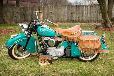 1948 Indian  1948 INDIAN CHIEF MOTORCYCLE FULLY RESTORED