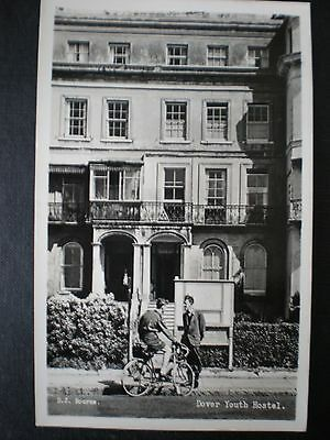 Dover Youth Hostel Kent RP postcard