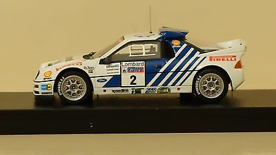 1/43 HPI Ford RS200 Rally 1986 RAC Mirage