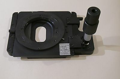 Marzhauser Microscope Xy Stage Type Ek 75X25 For Leica? New