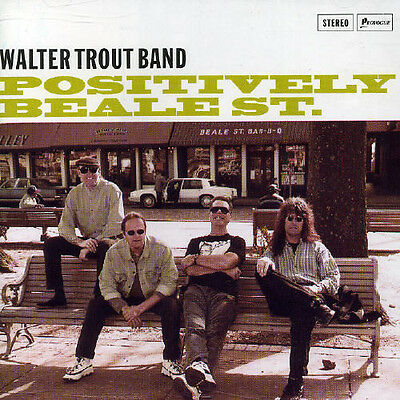 Positively Beale Street - Walter Band Trout (2003, CD NEUF)