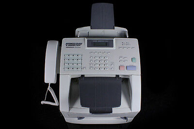 Brother IntelliFax 4100e Monochrome Business Class Laser Fax Machine Copier