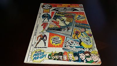 Super DC Giant #S-16 (Sep-Oct 1970, DC) FINE..BEST OF THE BRAVE AND THE BOLD!!!!