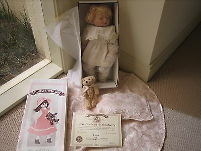 Florence Collection Porcelain Doll - Limited Edition