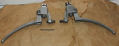 OLD 1950/1960's BRAKE LEVERS RANDONNEUR BEBO/BEBOREX ROAD TOURING VINTAGE BIKE